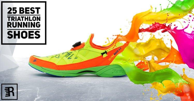 25 Best Triathlon Running Shoe Reviews