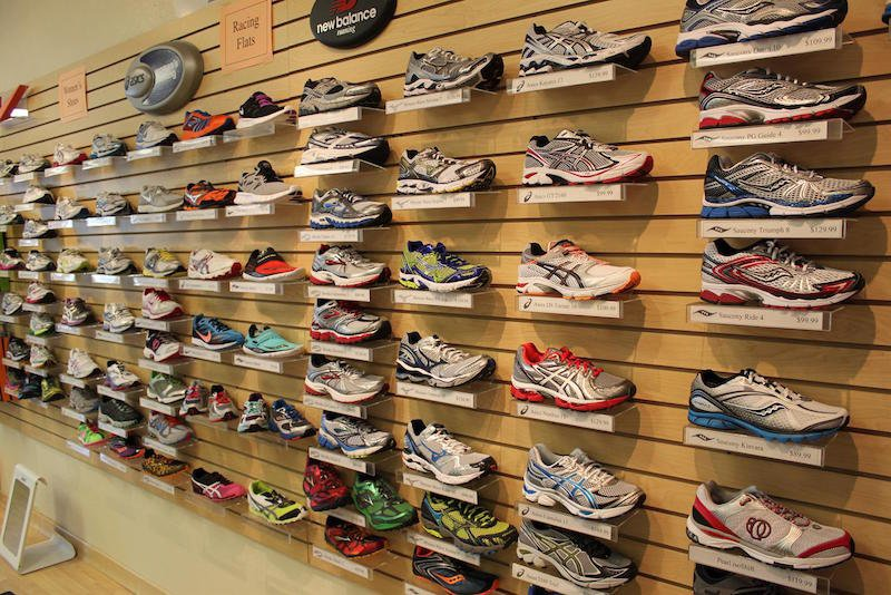 buy running shoes