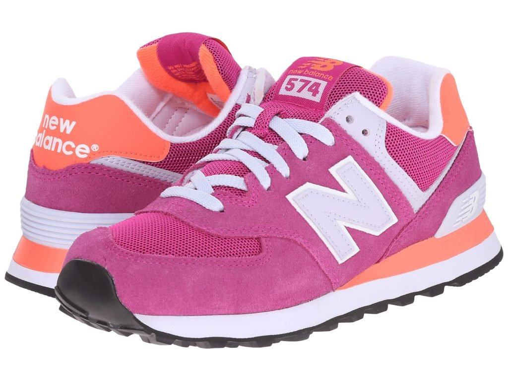 New Balance WL574 running shoes