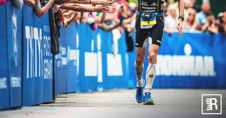 pretty nice 1d607 2ce2a What Running Shoes Do Ironman Triathletes Wear? - Running Stats